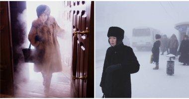 Rùng mình cuộc sống ở ngôi làng lạnh đến mức nước bọt cũng tự đông
