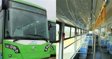 Cận cảnh tuyến xe buýt nhanh vô cùng tiện nghi đầu tiên tại Hà Nội