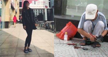 Rao đánh giày 10k, đòi tiền 320k, thanh niên bị phản ứng dữ dội
