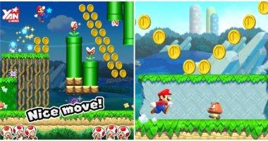 """Game """"ăn nấm"""" Super Mario chính thức có mặt trên iOS"""