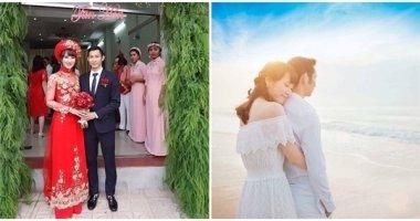 Không rầm rộ, đám cưới Nguyễn Tiến Minh vẫn được ngàn lời chúc phúc