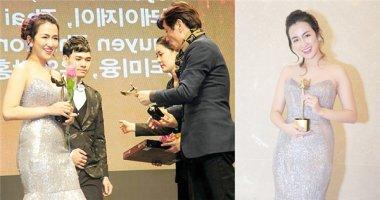 """DJ Trang Moon nhận giải """"Nữ DJ xuất sắc châu Á 2016"""" tại Hàn Quốc"""