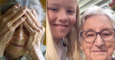 Xúc động với bức tâm thư cháu gái gửi cho bà bị mắc bệnh mất trí nhớ