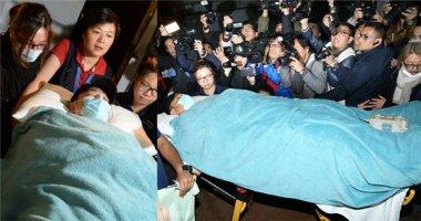 Tài tử Lưu Đức Hoa gặp tai nạn nghiêm trọng khi quay quảng cáo