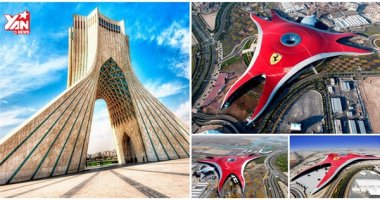 """""""Sướng mắt"""" với những kiến trúc siêu độc trên khắp thế giới"""