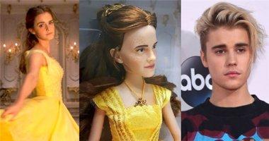 """Tranh cãi vì """"búp bê người đẹp"""" Emma Watson giống hệt Justin Bieber"""