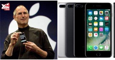 Đây là tất cả iPhone của Apple trong suốt 10 năm qua