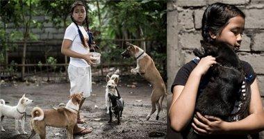 """Được chú chó giúp thoát chết, cô bé 12 tuổi làm nên """"điều kì diệu"""""""