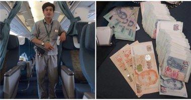 Phát hiện 92 triệu đồng đánh rơi, nhân viên sân bay trả lại người mất
