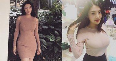 """Nghẹt thở trước nhan sắc của mỹ nhân """"Kim Kardashian châu Á"""""""