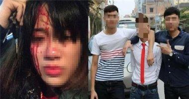 Hà Nội: 2 kẻ côn đồ đánh vỡ đầu cô gái khi trêu ghẹo không thành?