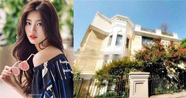 Choáng váng cuộc sống siêu xa hoa trong biệt thự tiền tỉ của Suzy