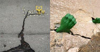 Ngỡ ngàng với những tác phẩm đường phố đầy nghệ thuật