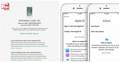 Mua lại iPhone cũ hãy cẩn thận vì Apple đã bỏ công cụ kiểm tra iCloud