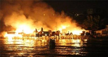 Phát hiện vật thể nghi là nguyên nhân gây cháy lớn tại Nha Trang