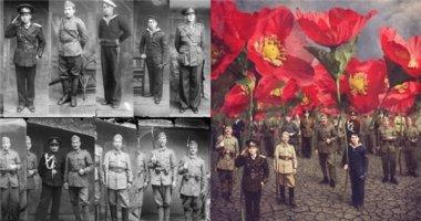 Khi những bức ảnh u ám thời chiến tranh bỗng hóa nghệ thuật