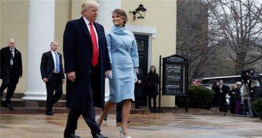 """""""Xào"""" lại gu thời trang của hai cựu phu nhân, bà Trump lại gây sốt"""