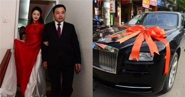 """Hoa hậu Thu Ngân được tặng """"siêu xe"""" hơn 30 tỷ trong lễ ăn hỏi"""