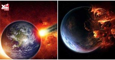 NASA cảnh báo sắp có thiên thạch khổng lồ đâm vào Trái Đất?