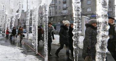 """""""Hóa đá"""" với mùa đông châu Âu lạnh nhất 1 thế kỷ trở lại đây"""