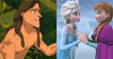 Hết hồn: Tarzan thực ra chính là em trai của Anna và Elsa trong Frozen