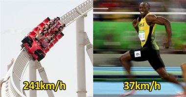 Những thứ nhanh nhất trên thế giới, đến nỗi bạn chẳng kịp nhìn