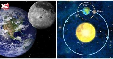 """Mặt Trăng đang """"hút"""" dần oxy trên Trái Đất?"""
