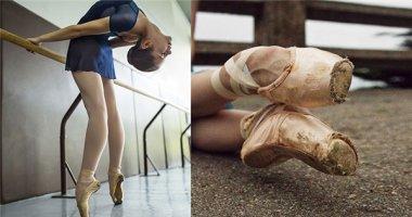 Những hình ảnh tuyệt đẹp nhưng đầy đau đớn của môn ballet