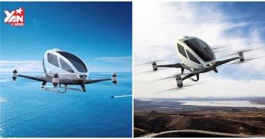 Taxi ở Dubai sẽ có thể bay được trên không để tránh kẹt xe
