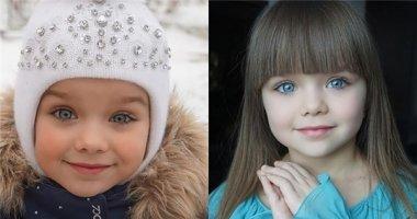 """Búp bê 6 tuổi người Nga gây sốt MXH với đôi mắt xanh """"biết nói"""""""