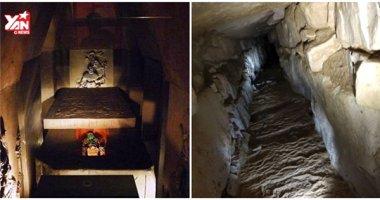 Bí ẩn đường dẫn xuống địa ngục dưới kim tự tháp của người Maya