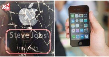 Chiếc iPhone 4s vỡ kính nhưng lại được bán với giá 3,3 tỉ đồng