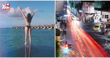 Thiên đường Maldives là nơi có giao thông an toàn nhất thế giới