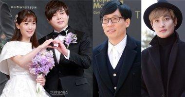 """Sao Hàn """"khủng"""" đến dự lễ cưới cặp đôi chú - cháu chênh nhau 13 tuổi"""