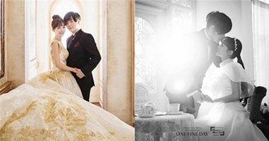 Làng giải trí xứ Hàn chào đón đám cưới cổ tích của cặp đôi chú – cháu
