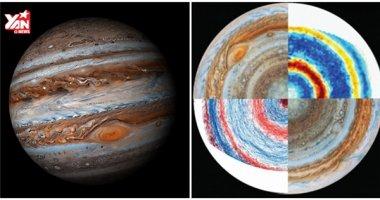 Soi ảnh Sao Mộc tuyệt đẹp mới nhất gửi về từ tàu không gian Juno