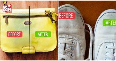 10 cách tuyệt vời để biến đồ cũ trở lại như mới cực kì đơn giản