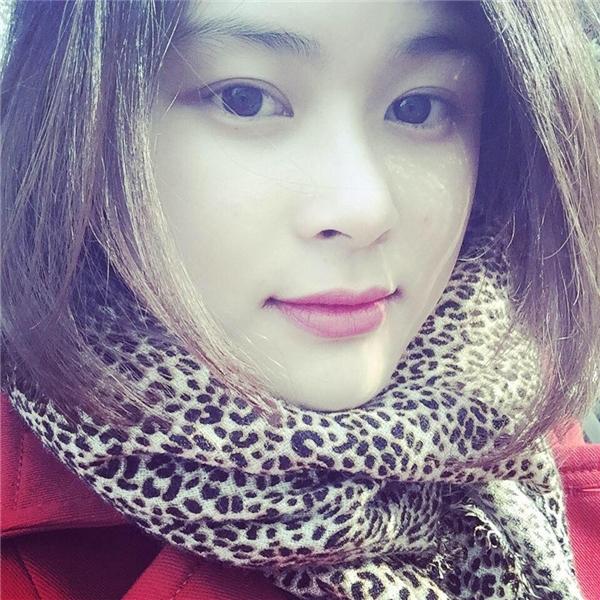 Cận cảnh khuôn mặt của Lê Thị Thu Giang. (Ảnh: Internet)