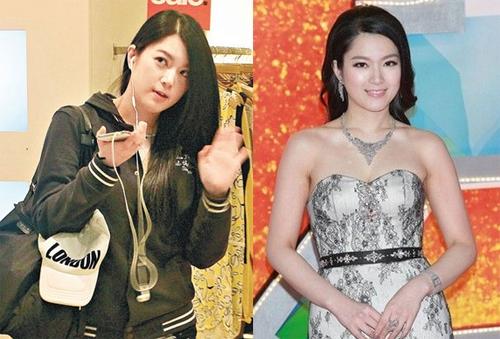 """Câu Vân Tuệ gia nhập TVB sau khi trở thành hoa hậu quốc tế Trung Hoa 2009. Tuy nhiên cư dân mạng lại gọi cô là""""Hoa hậu béo""""sau khi người đẹp nàytăng cân đến chóng mặt vì bệnh tật. Sau khoảng 2 năm nỗ lực bằng mọi cách, cuối cùng Câu Vân Tuệ cũng đã lấy lại được vóc dáng cân đối như ngày xưa."""