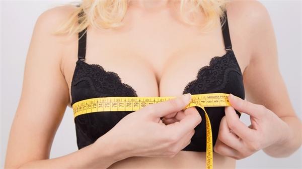 Việc đo kích cỡ của ngực đã trở nên dễ dàng hơn rất nhiều. (Ảnh: Internet)