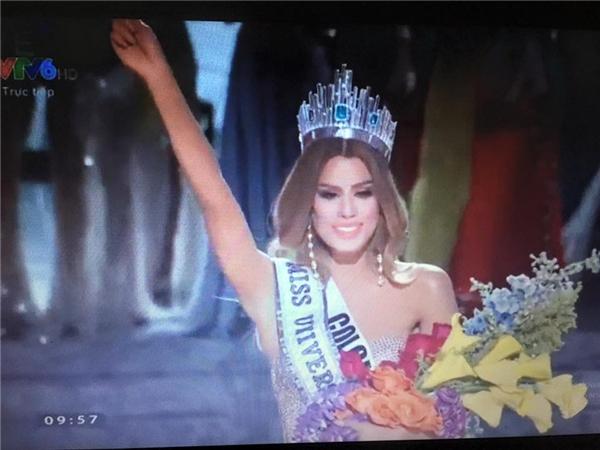 Giấy phút hạnh phúc của hoa hậu Colombia không được bao lâu... - Tin sao Viet - Tin tuc sao Viet - Scandal sao Viet - Tin tuc cua Sao - Tin cua Sao