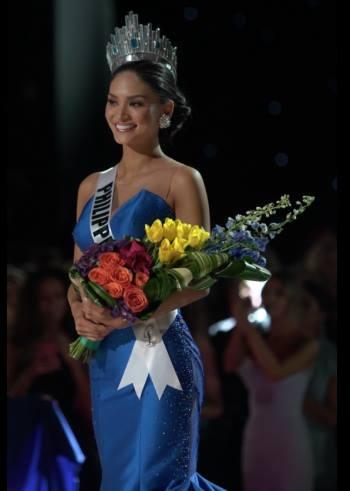 Tân hoa hậu Hoàn vũ Thế giới 2015 - Tin sao Viet - Tin tuc sao Viet - Scandal sao Viet - Tin tuc cua Sao - Tin cua Sao