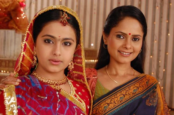 Ở miền Nam Ấn, bindi còn là biểu hiện của tình trạng hôn nhân. (Ảnh: Internet)