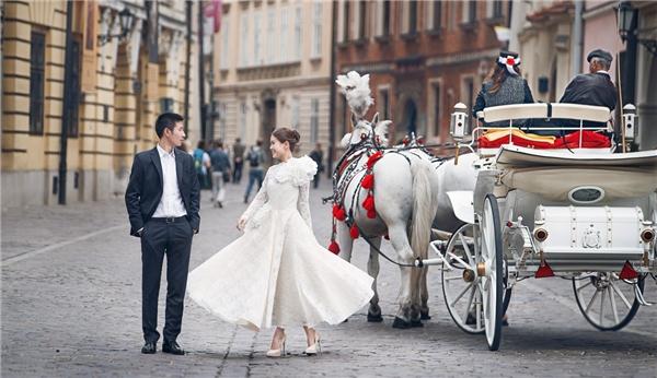 Diễm Trang xinh đẹp như nàng công chúa... - Tin sao Viet - Tin tuc sao Viet - Scandal sao Viet - Tin tuc cua Sao - Tin cua Sao