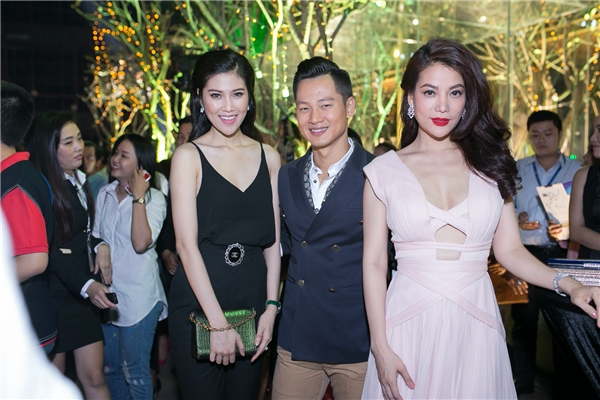 Nữ diễn viên Trương Ngọc Ánh cũng góp mặt tại sự kiện lần này. - Tin sao Viet - Tin tuc sao Viet - Scandal sao Viet - Tin tuc cua Sao - Tin cua Sao