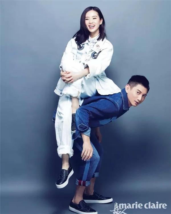 Gần đây nhất, Ngô Kỳ Long và Lưu Thi Thi lại tiếp tục gây bão khi chụp loạt ảnh ngọt ngào trên tạp chí Marie Claire. Đặc biệt ảnh của cặp đôisẽ được xuất bản vào mùa Lễ Tình nhân năm 2016.