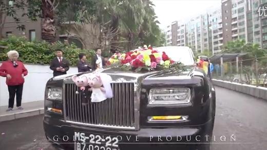 Choáng ngợp với đám cưới hoàng cung khiến dân mạng hết hồn