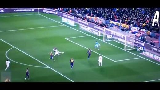 Barcelona 2-1 Real Madrid