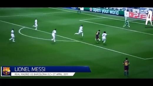 Barcelona 2-0 Real Madrid