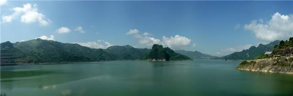 Thả hồn trên sông nước nơi đây vốn là điều tuyệt diệu khó cưỡng. (Ảnh: Internet)